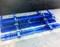 evenaar traverse zware betonplaten