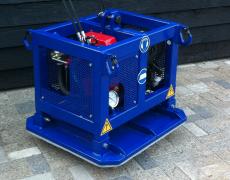 vacuum lifter voor stelconplaten